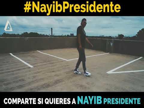 Nayib presidente /Neo Escobar ft Yazcklin
