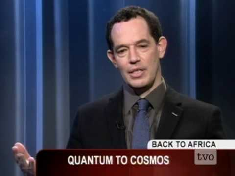 Neil Turok on the Quantum to Cosmos Festival