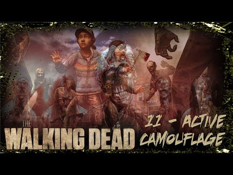 The Walking Dead (Season 2) - 11 - Active Camouflage