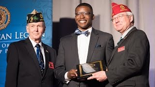 American Legion Boys Nation Alum shares his experience