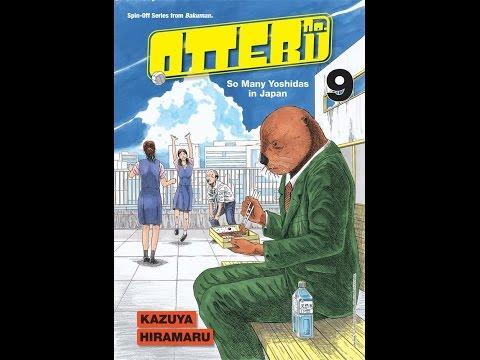 Otter No. 11 - Manga Review