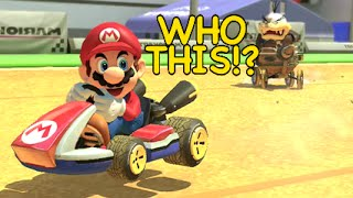 vuclip MARIO IS IN THIS GAME!? [MARIO KART 8]