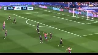 atletico de madrid vs bayern munich 1 0 all goals 27 04 2016 ucl