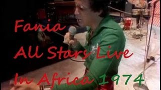 Fania All Stars Live in Africa 1974 [HD]