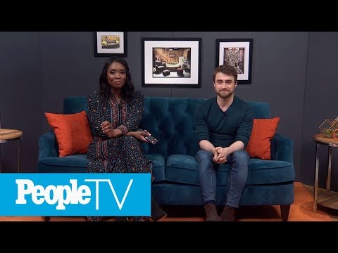 Daniel Radcliffe Discusses His Relationship To Pottermania | PeopleTV | Entertainment Weekly