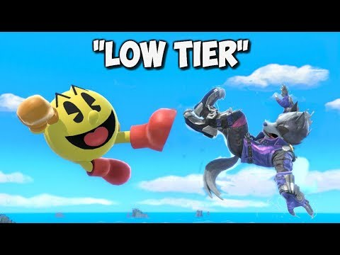 Craziest PAC-MAN Combos/Plays In Smash Ultimate
