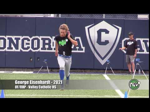 George Eisenhardt - PEC - 60 - Valley Catholic HS (OR) - July 4, 2018