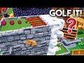 EL AGUJERO CORRECTO ES? QUE ASCOOO!! Golf It.