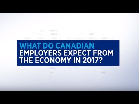 Top Salary And Recruiting Trends For Canadian Employers In 2017?