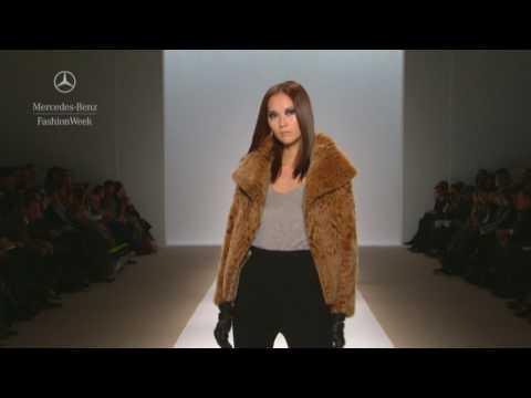 Yigal Azrouel Fall 2009 runway show, Mercedes-Benz Fashion Week