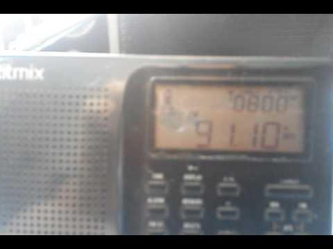 (Double hop India) 91.1 Radio City,  New Delhi 3094km