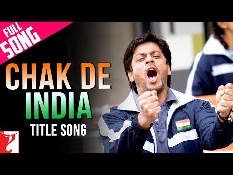 Chak De India | Title Song | Shah Rukh Khan | Sukhvinder Singh | Salim | Marianne D'Cruz