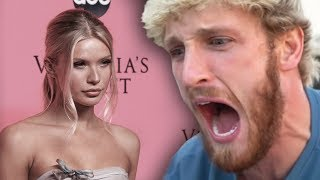 Logan Paul Ex Josie Canseco Reveals Why They Broke Up