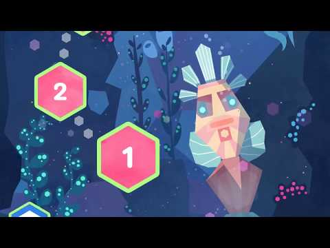"""First look at """"Hexologic"""" (Puzzle game): gameplay video  """