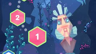 "First look at ""Hexologic"" (Puzzle game): gameplay video"