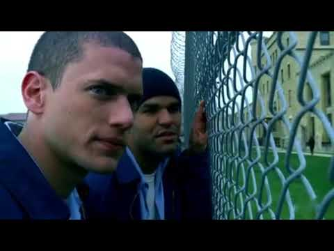 Micheal found Lincoln in FOX River | Prison Break S1E1