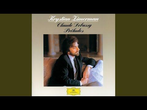 Debussy: Préludes / Book 1, L.117 - 8. La fille aux cheveux de lin (Live)