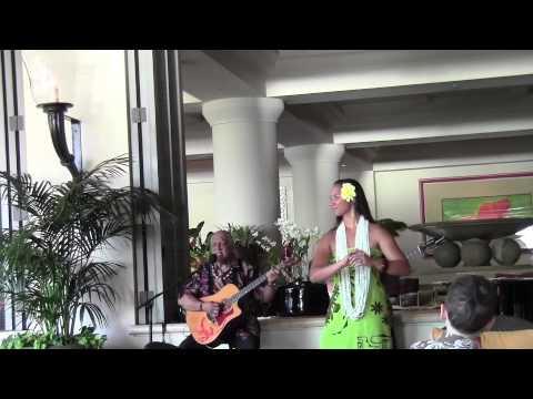 Four Seasons Maui at Wailea Hawaiian Music and Hula