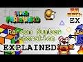 Super Mario World - Random Number Genera