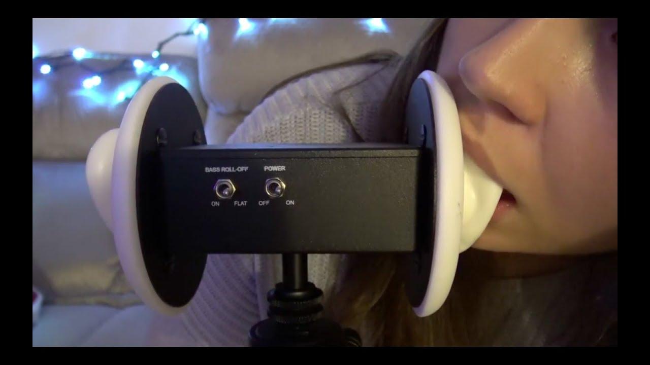 ASMR Ear Eating Ear Massage