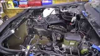 VLOG: Buick Grand National rebuild #1 12/7/2014