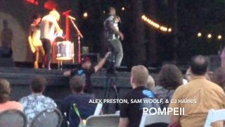 American Idol Tour 2014- All contestants