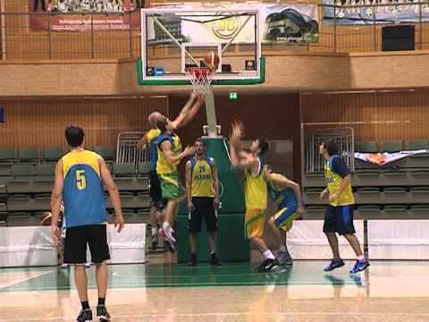 Mike Fratello starts his first training session in Ukraine