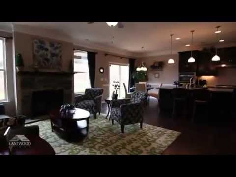 The Davidson by Eastwood Homes - YouTube