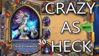Hearthstone - Crazy Turn Of Events