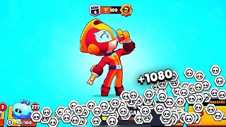 MAX in BIG GAME = over 3:15 MINUTES! // BrawlStars