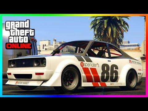 GTA Online NEW DLC Vehicle Released Spending Spree! - Annis