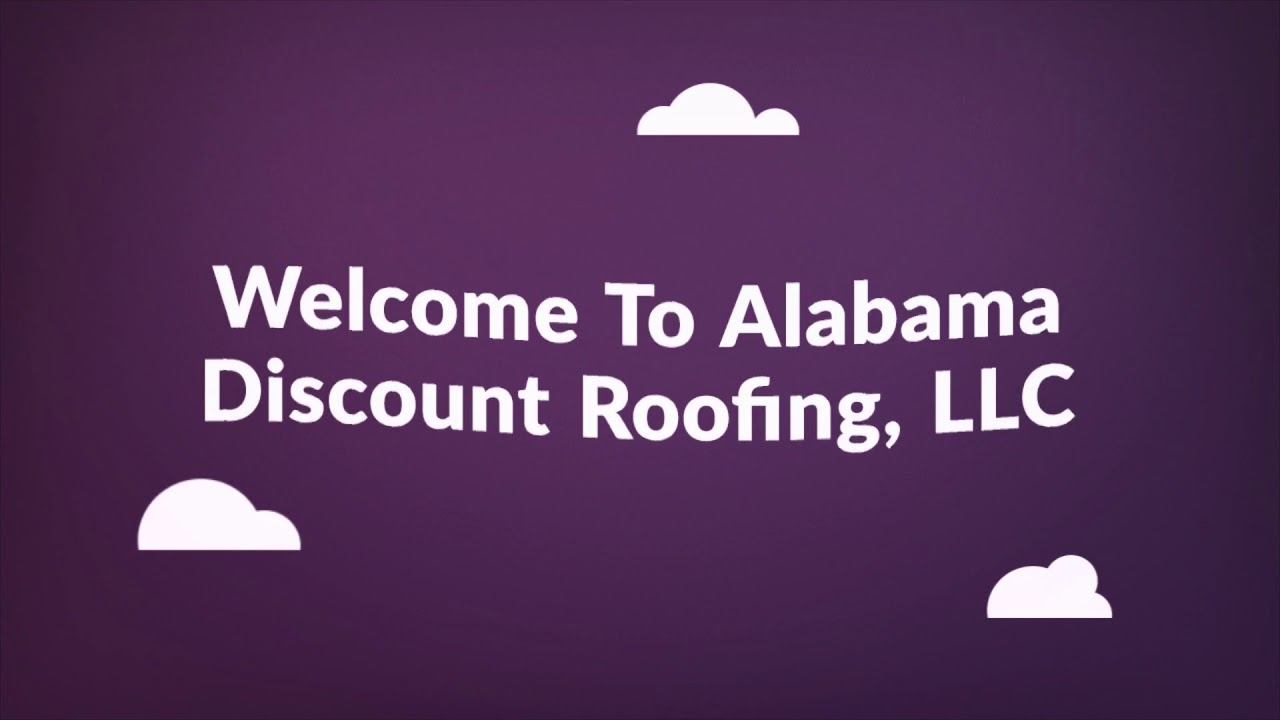 Discount Roofing Company in Birmingham, Alabama