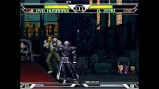 KING OF FIGHTERS MEMORIAL KYO VS BOSS ORIGINAL ZERO Thumbnail