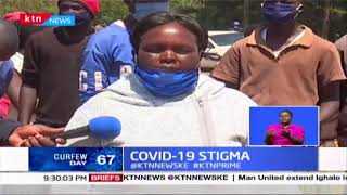 Covid-19 Stigma: Drama ensues as residents threaten to evict COVID 19 patients undergoing treatment