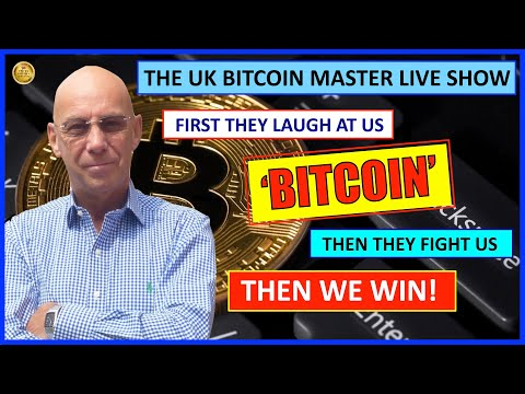 THE ESTABLISHMENT AND BANKS WILL DO ALL THEY CAN TO DISCREDIT BITCOIN, BUT ULTIMATELY IT WILL WIN!