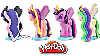 Play doh MY LITTLE PONY Make N