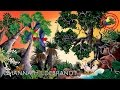 Fine art tips on How to Paint Rainforest Scenes with Johanna Hildebrandt on Colour In Your Life