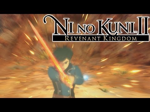 Ni no Kuni II🔫05 (Heartlands, Homelands)