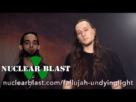 "FALLUJAH - Pre-order ""Undying Light"" (OFFICIAL TRAILER)"