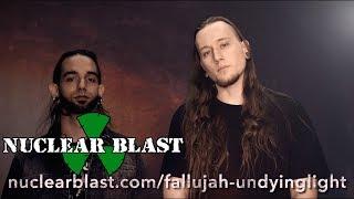 "FALLUJAH – Pre-order ""Undying Light"" (OFFICIAL TRAILER)"
