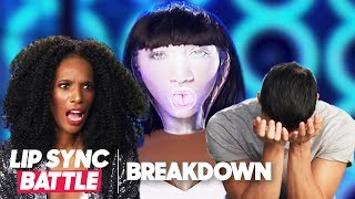Andy Grammer vs. Vanessa Morgan | Lip Sync Battle Breakdown