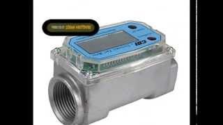 Electronic Fuel Meter Turbine Flow Meter Fuel Diesel Gasoline Kerosene from banggood.com