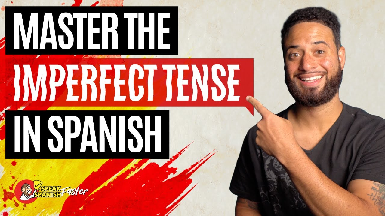 WHEN and HOW To Use The Imperfect Tense In Spanish!