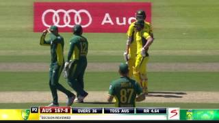 South Africa vs Australia - 4th ODI - Match Highlights