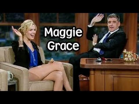 Maggie Grace: 'Liam Neeson Called My Ex-Boyfriend' | TODAY