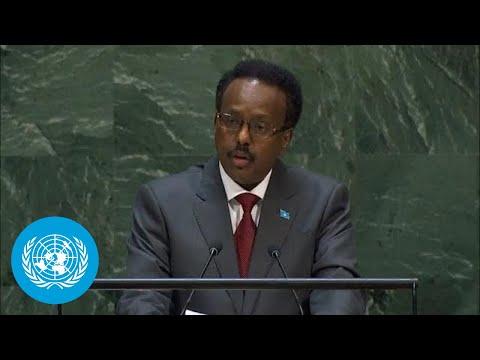 🇸🇴 Somalia - President Addresses General Debate, 74th Session