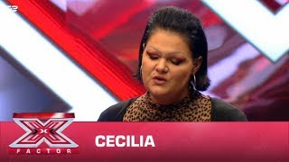 Cecilia synger 'Figures' – Jessie Reyes  (Audition) | X Factor 2020 | TV 2