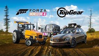 MISJE OD TOP GEAR w Forza Horizon 4
