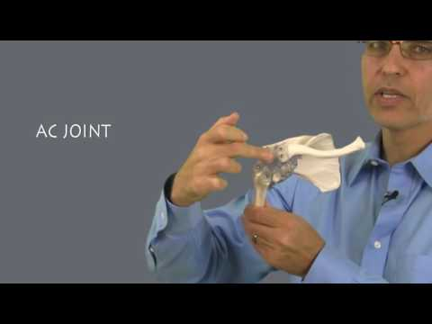 AC joint injury after an accident | Indiana personal injury attorney