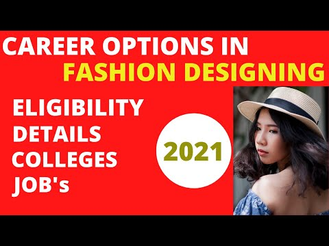 Career In Fashion Designing After 12 Ll Courses Ll Salary Ll Nift Ll Entrance L Meritech Education Youtube